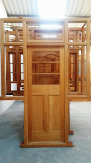 Strippers specialises in salavaging, recycling, repairing and restoring doors.